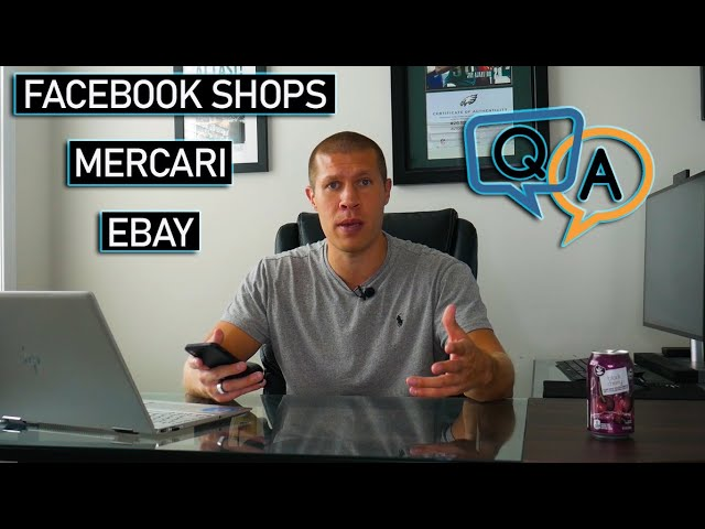 Finding Stores on eBay and Mercari | Selling on Facebook Shops