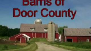 Barns of Door County - Door County Wisconsin