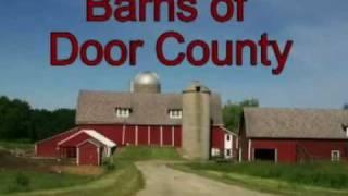 Barns of Door County - Door County Wisconsin