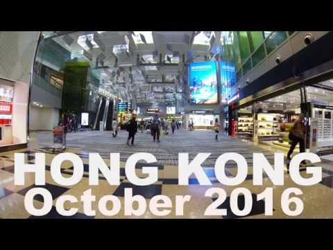 Hong Kong - October 2016