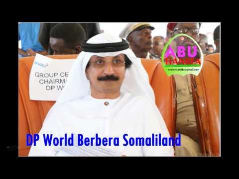 DP World Berbera Somaliland