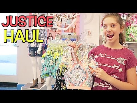 💁🏼JUSTICE HAUL...at the beach! 👙