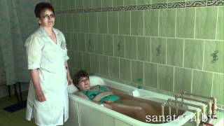 Санаторий Поречье - минеральные ванны, Санатории Беларуси
