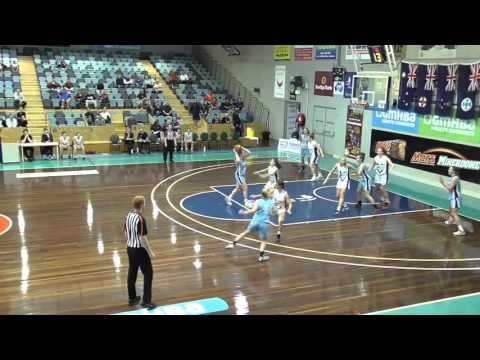 Vic Country v New South Wales Metro Quarter Final U18 National Junior Championships 2015