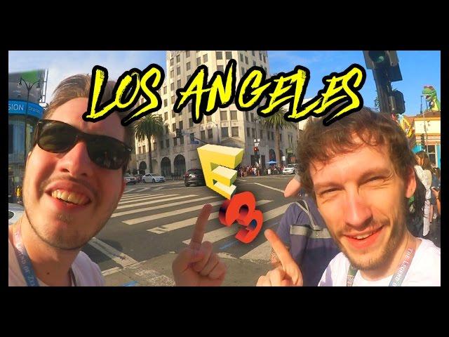 LOS ANGELES AVEC LAINK ET TERRACID (Vlog E3)