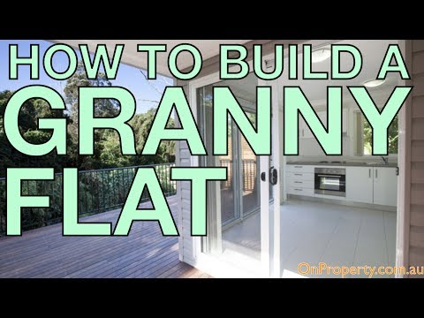 How To Build A Granny Flat   A Step By Step Guide