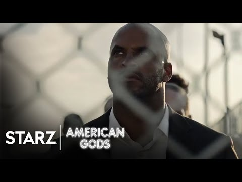 American Gods   Out With the Old   STARZ