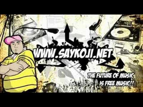 saykoji - Kecoa Ngesot