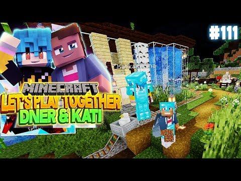 Ich spiele mit einer TOP 12 MINECRAFT SURO Spielerin | Minecraft mit Kati & Dner #111