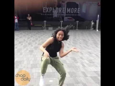 AfroNation™ | Afrobeat Remix Eggplant - Dj Flex & A - Star (Dance Cover)