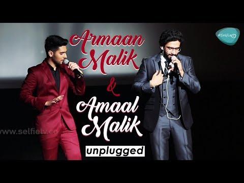Armaan Malik & Amaal Malik Exclusively unplugged performance in Dubai
