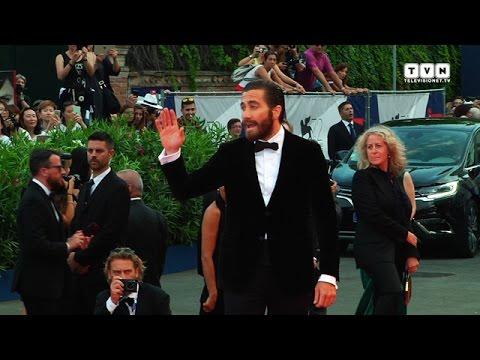 Festival di Venezia 72 - Jack Gyllenhaal e Josh Brolin sul red carpet di Everest
