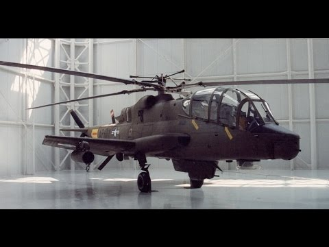 SUPER FAST Piasecki X 49A Helicopter for US Military HD