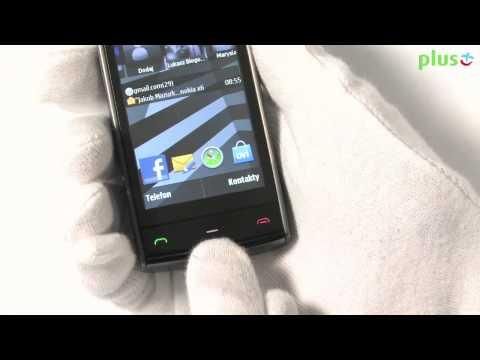Nokia X6 - pierwsze wrażenie - test telefonu