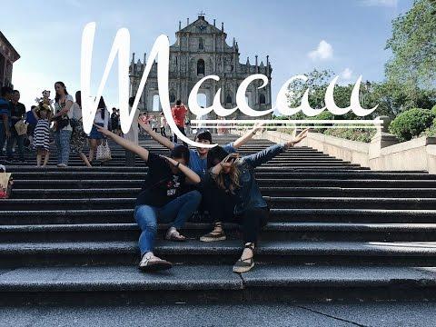 Travel Vlog // Macau