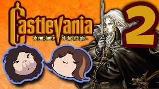 Castlevania Symphony of the Night: Keep It Down! - PART 2 - Game Grumps