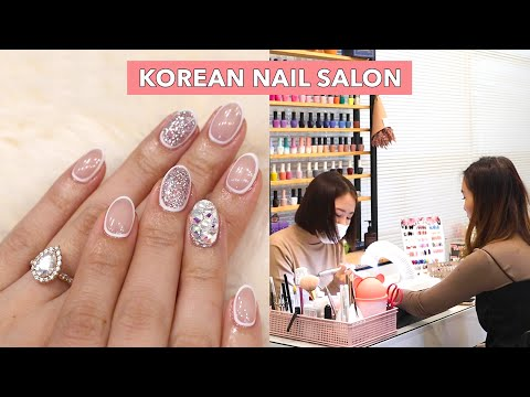 Visiting A Korean Nail Salon - How Much Does It Cost? 💅🏻