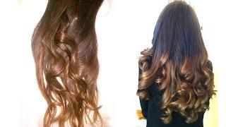 HOW TO : Ombré hair maison (EASY)