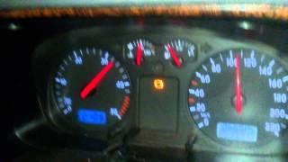 Vw T4 (Transporter) AJT Engine Top Speed