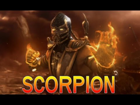 Mortal Kombat: Scorpion  Immortal