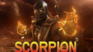 Mortal Kombat: Scorpion - Immortal