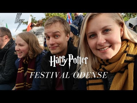 Harry Potter Festival in Odense | Merete