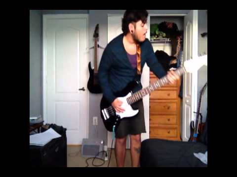 Harvard- On with Disease Bass Cover