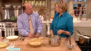 Banana Cream Pie - Part 2 ⎢jim Cramer ⎢martha Stewart