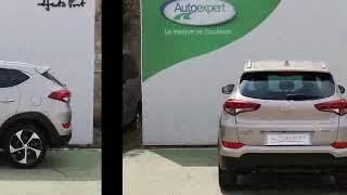 Hyundai tucson occasion visible à Le bouscat présentée par Auto port