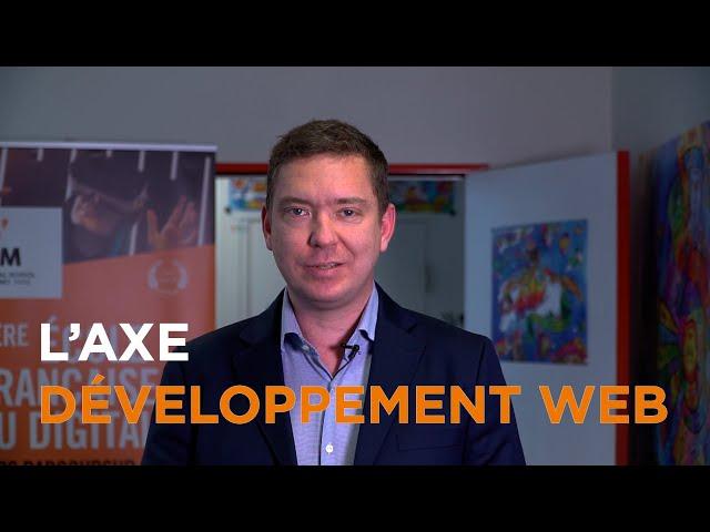 l'IIM, École de Développement Web • Nicolas Rauber
