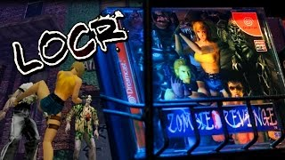 Zombie Revenge (Sega Dreamcast )