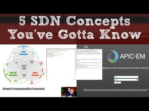 5 SDN Concepts You've Gotta Know