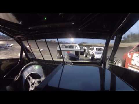 Hilltop Speedway 8 20 16 Heat #2