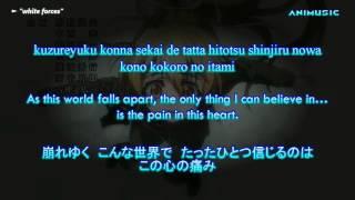 シュヴァルツェスマーケン / Schwarzesmarken OP [Romaji / English / Japanese Lyrics]