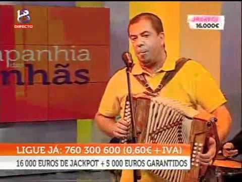 Augusto Canário & Amigos - Companhia das Manhãs SIC - 23 ... Companhia Das Manhas