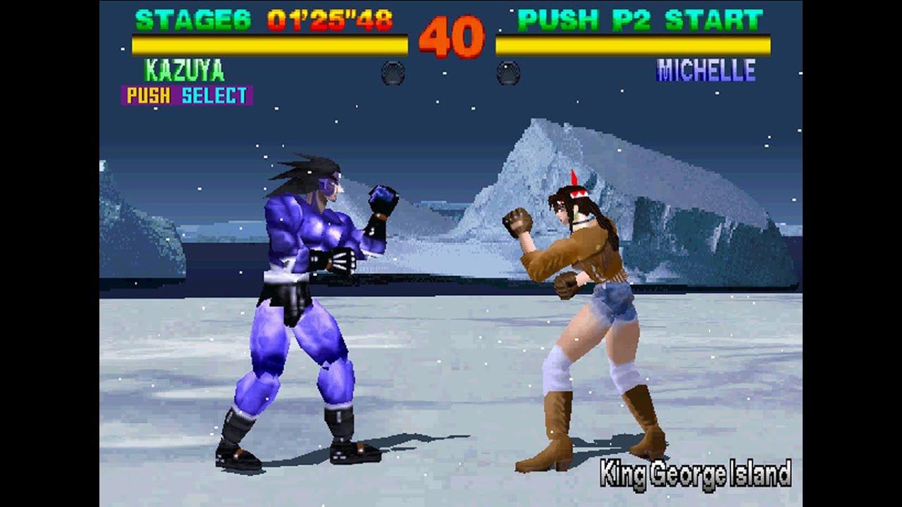 Image result for Tekken 1