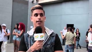 Xriz, entrevista en Primavera Pop 2014