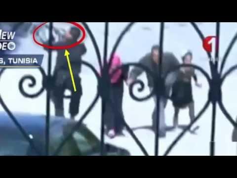Tunisia Parliament Bardo ATTACK - Hostage in Tunis Museum Tourists Tunisian 19 Killed & Gunmen Dead