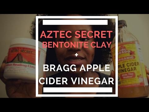 summer-skincare:-aztec-secret-bentonite-clay-&-bragg-apple-cider-vinegar-i-oby-nnadi