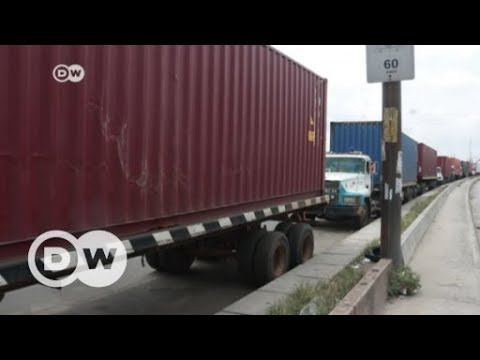 Apapa: Traffic chaos at Nigeria's largest port | DW English