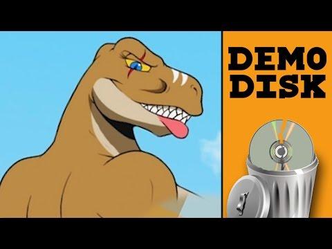 JURASSIC GROSS - Demo Disk Gameplay