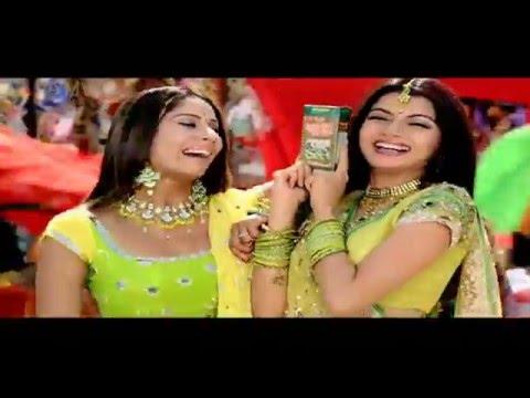 Ad Film of Ayurved Ratna Oil  Featuring Bhagyashree and Sangita Ghosh