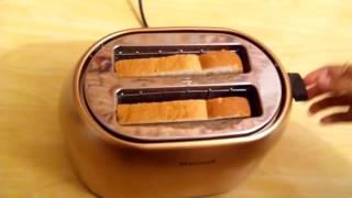 11 каталог  Тестируем тостер Maxwell от Орифлэйм! И наши полезные советы