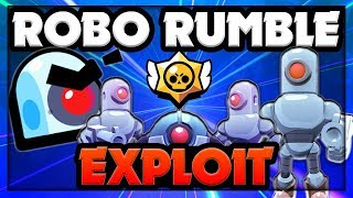 NEW ROBO RUMBLE EXPLOIT! How to Reach MAX TIME - 13m 14sec (Wave 64) EASILY!