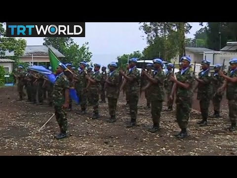 DRC Violence: Rebel group ADF blamed four UN attack