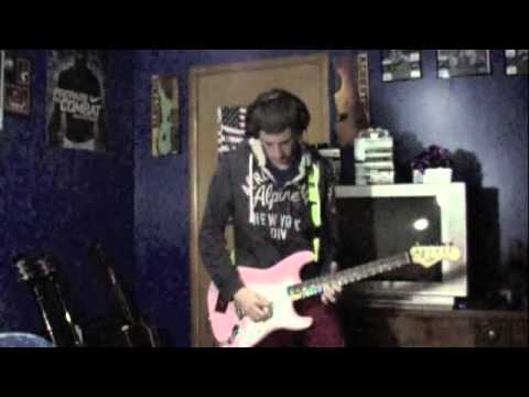 Sidewalk Prophets Cover - Nothings Gonna Stop Us (Lead Guitar ...