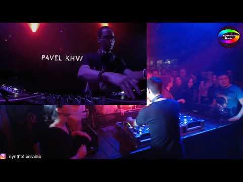 Pavel Khvaleev Live @ Dom Pechati #ruscyber11 15march2019