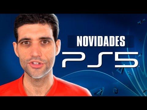Playstation 5 vai ter um TABLET junto? Serie da Marvel CANCELADA e dinheiro de graça no GTA V