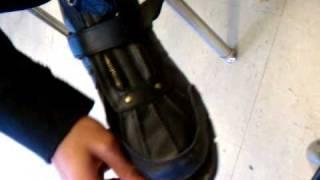 The Talking Shoe! xP