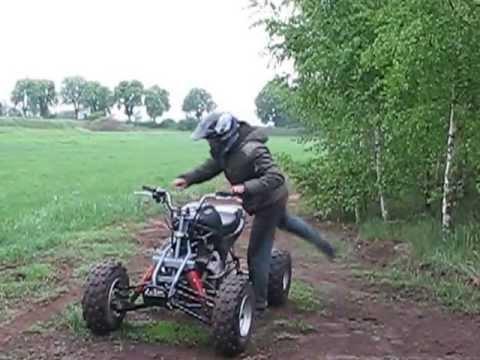 quad yamaha xj 600